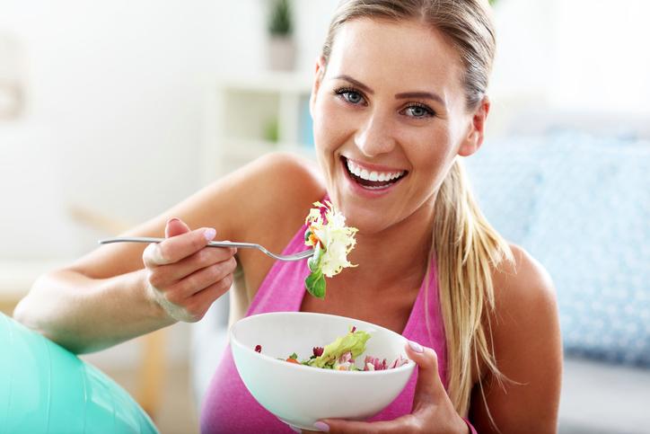 Los mejores alimentos para deportistas